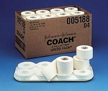 Johnson Johnson Coach Athletic Tape Pack Of 32 Http Www Cheapindustrial Com Johnson Johnson Coach Athletic Tap Johnson And Johnson Tape Medical Supplies