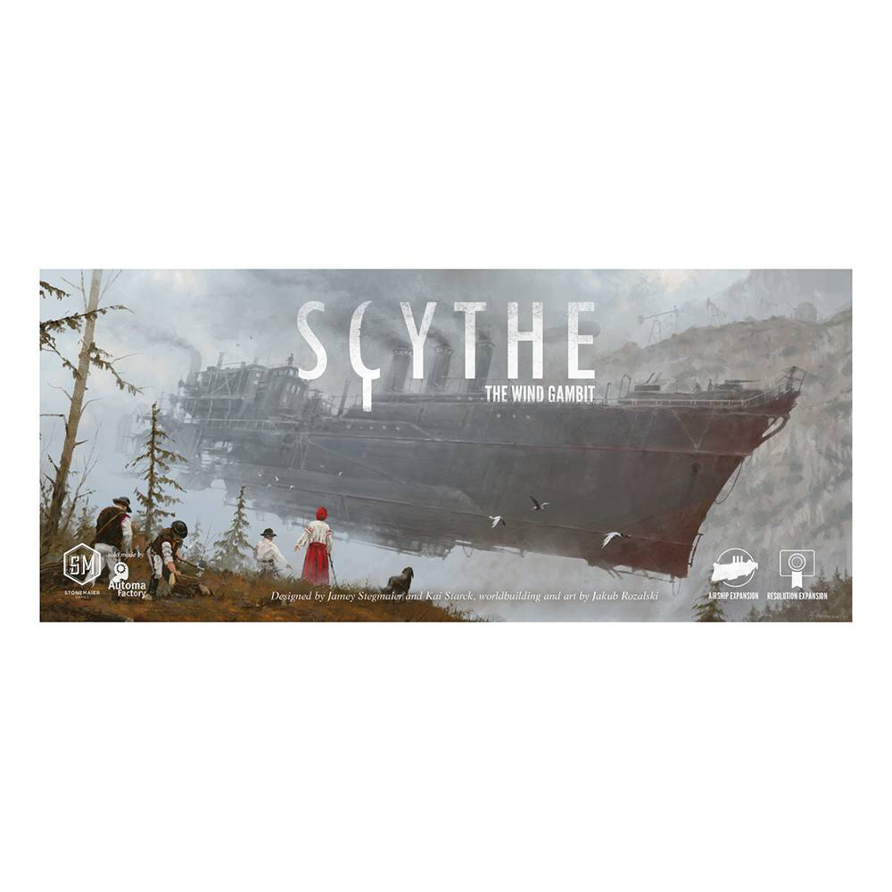 Scythe The Wind Gambit (Exp.) The expanse, Game uk