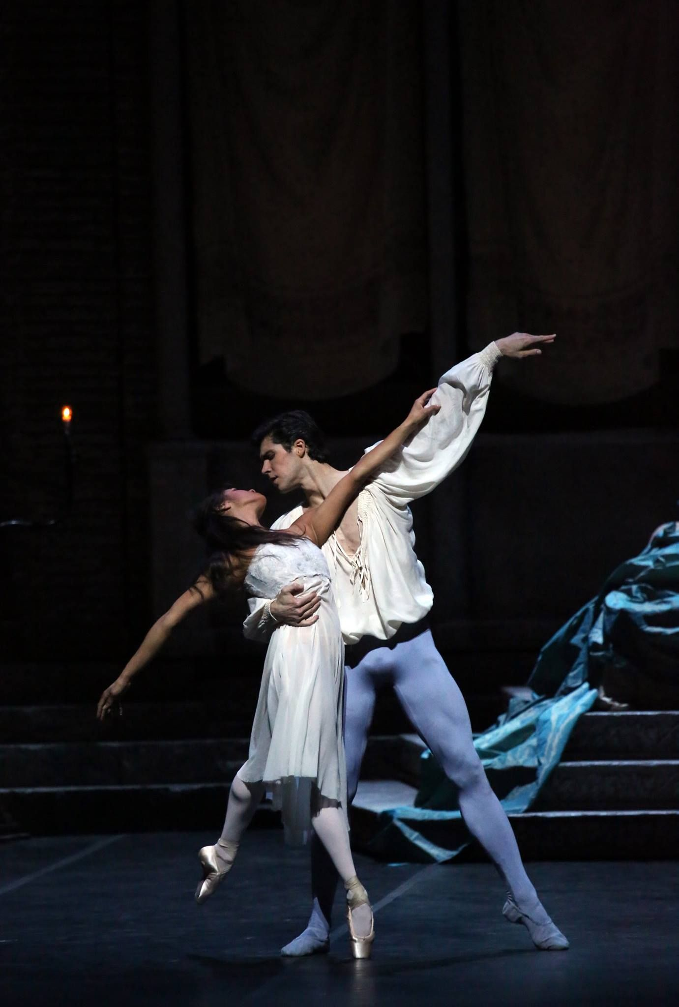 Roberto Bolle and Misty Copeland in  Romeo and Juliet  at Teatro all Scala aa83fd888ddb