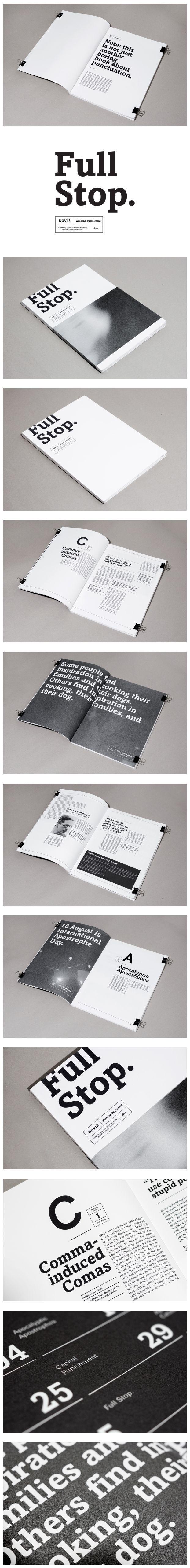 Editorial Design by Sidney Lim