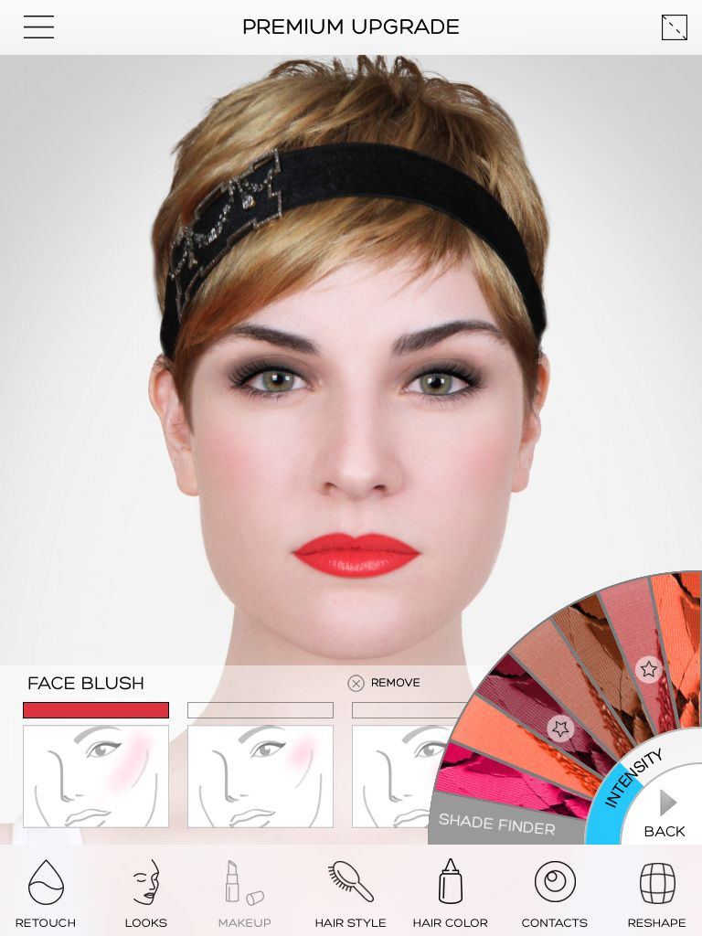 Try Hair Colors Online Choice Image Hair Coloring Ideas - Hair colour editor download