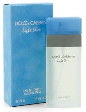 24ffe6e32f3d9 Le Critique de Parfum  Dolce and Gabbana, Light Blue   Beauty   Eau ...