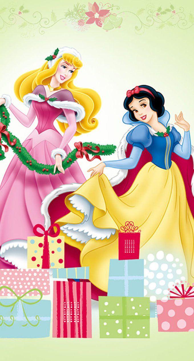 ディズニー プリンセスのクリスマス ディズニープリンセス