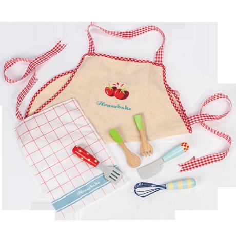 Apron Utensil Set New Kids Kitchen Accessories Utensil Set Gifts For Kids