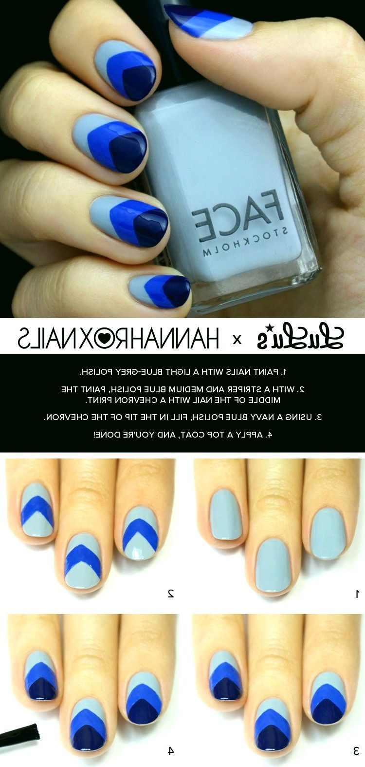 easy simple nail art tutorials for beginners nails pinterest
