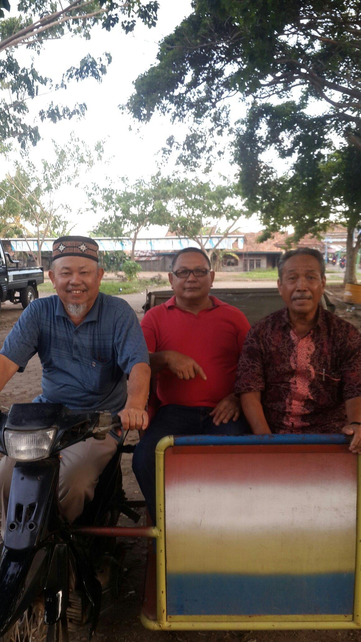 Keliling Candi Muaro Jambi Candi