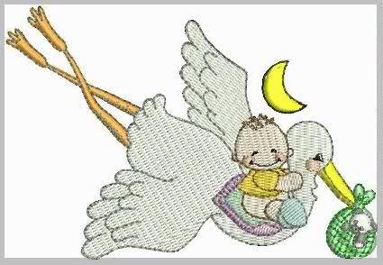 Bordados Gratis Para Descargar Formato Jef Embroidery Character Janome