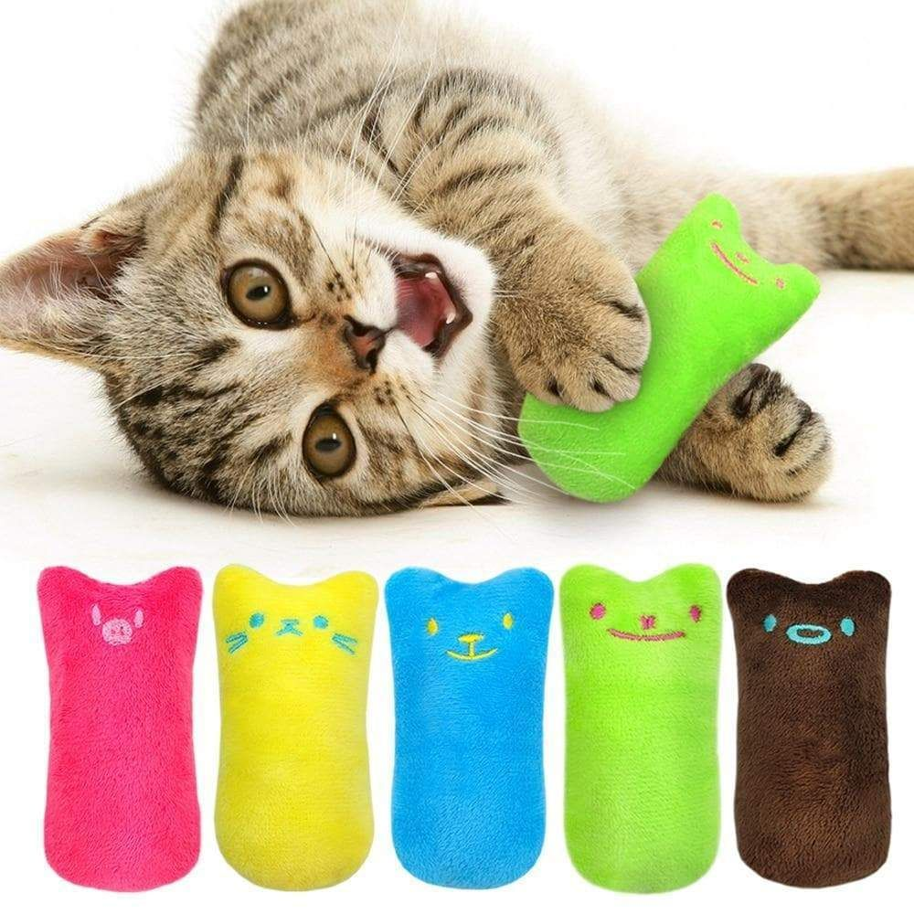 Stuffed Catnip Toy Cat Toys Interactive Cat Toys Catnip Toys