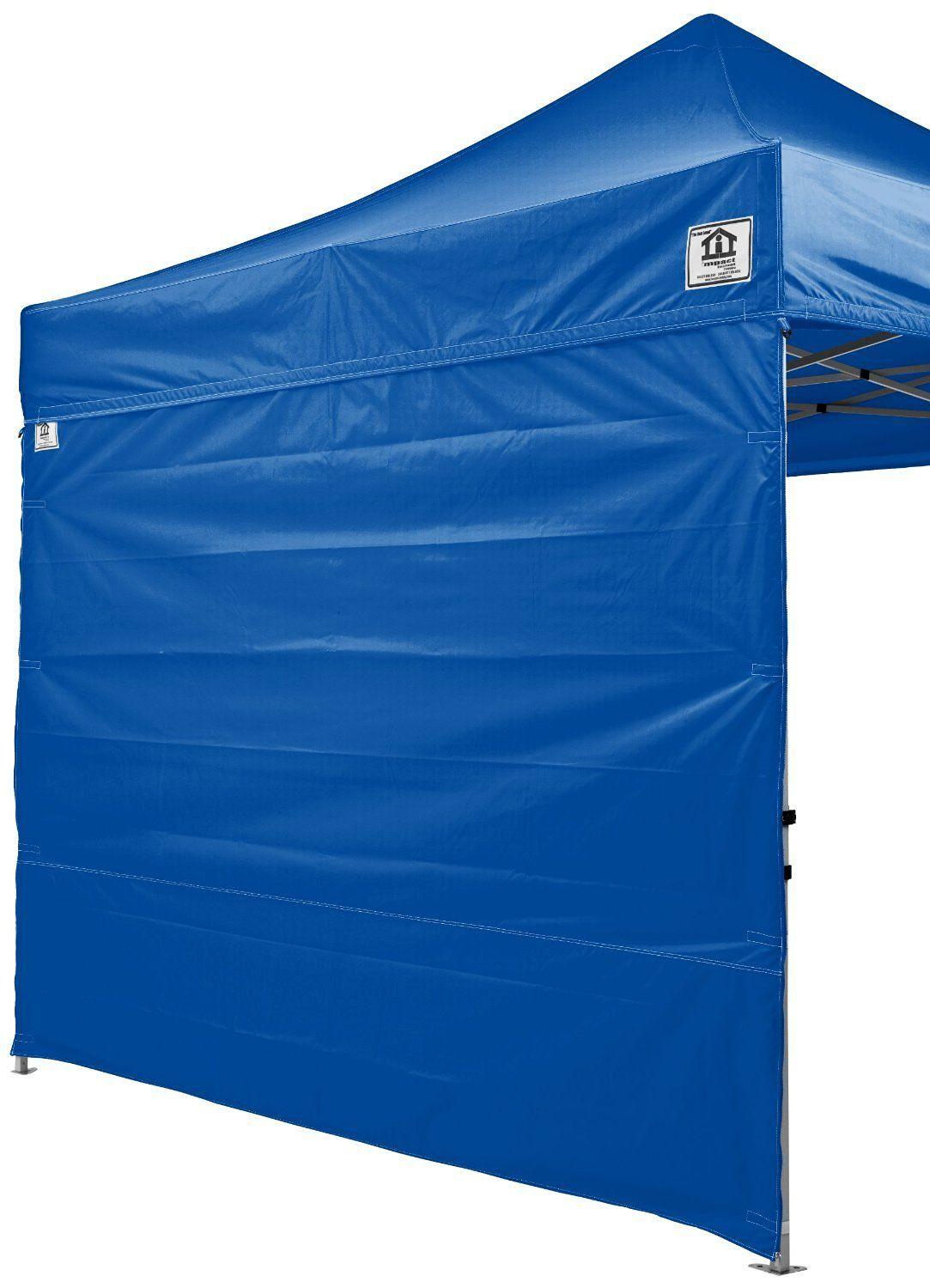 C&ing Tents Impact Canopy 10x10 Canopy Tent Solid Sidewalls/WHITE Screen Room Sidewalls Combo  sc 1 st  Pinterest & Camping Tents :Impact Canopy 10x10 Canopy Tent Solid Sidewalls ...