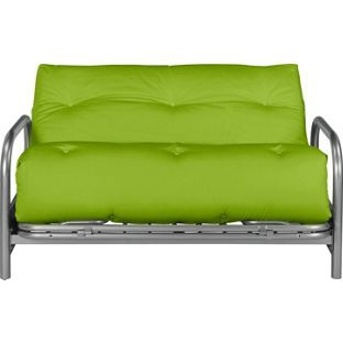Magnificent Home Mexico 2 Seater Futon Sofa Bed Green Present Ideas Ncnpc Chair Design For Home Ncnpcorg