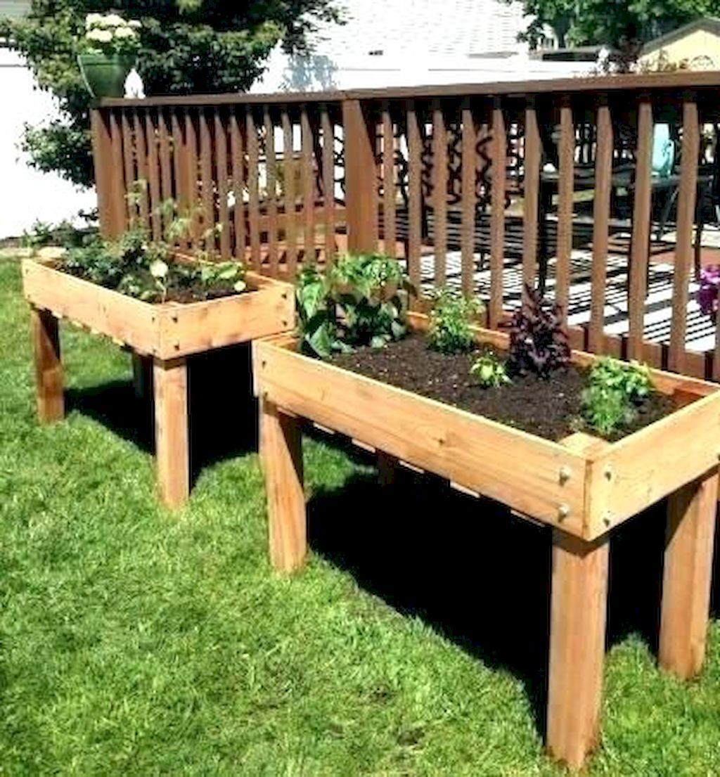 45 DIY Raised Garden Bed Plans & Ideas You Can Build (With