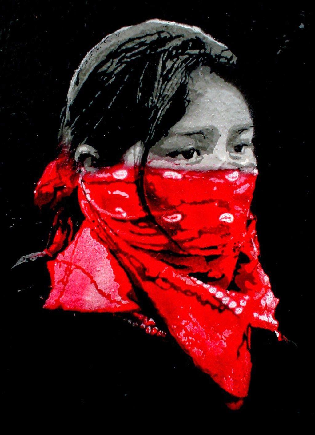 Necesario Del MéxicoFrente Al Maestro Asesinato Zapatista Galeano… TF1c35KulJ