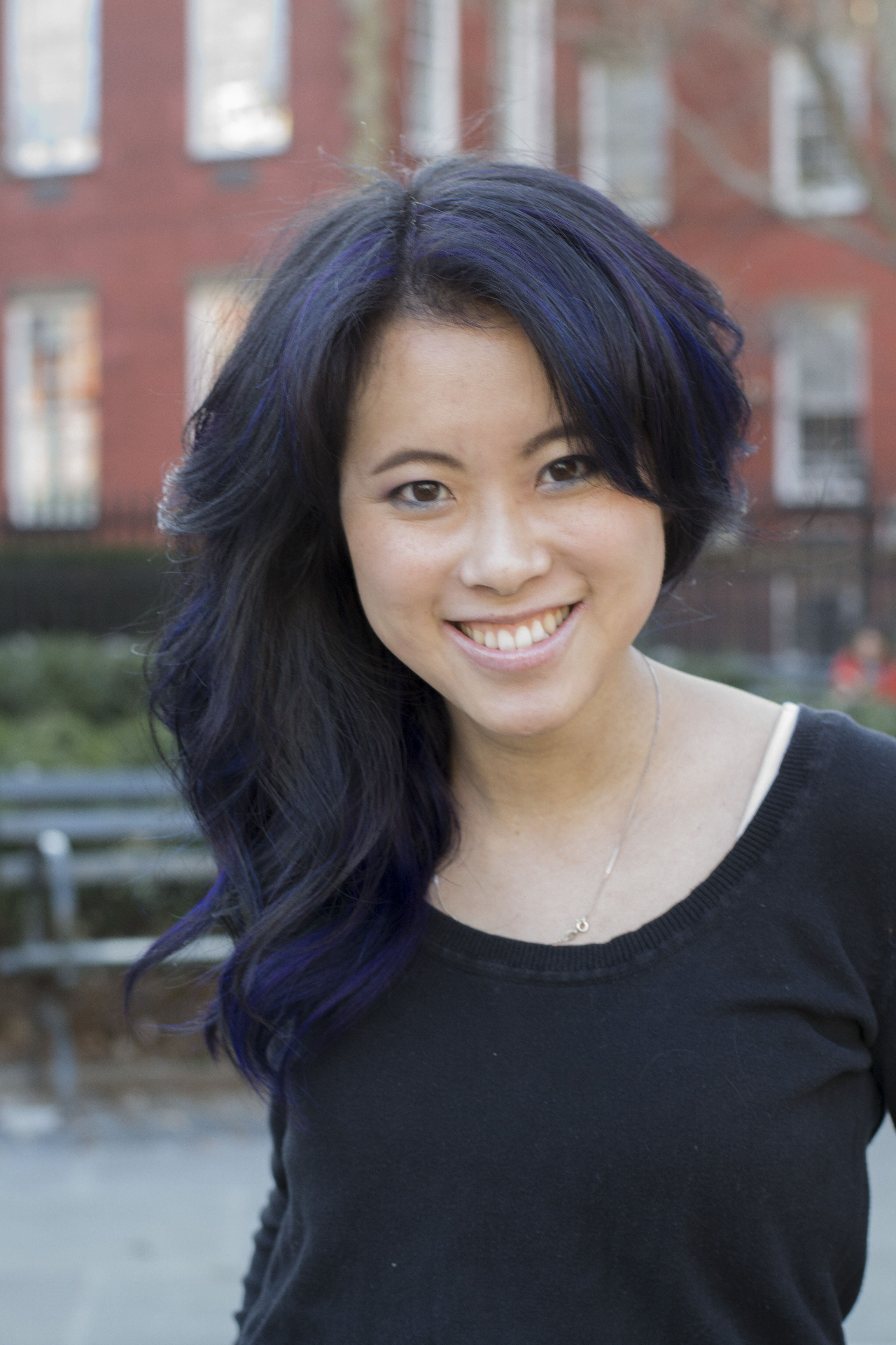 Jetblue Black Hair With Highlights Hair Color Pinterest Hair