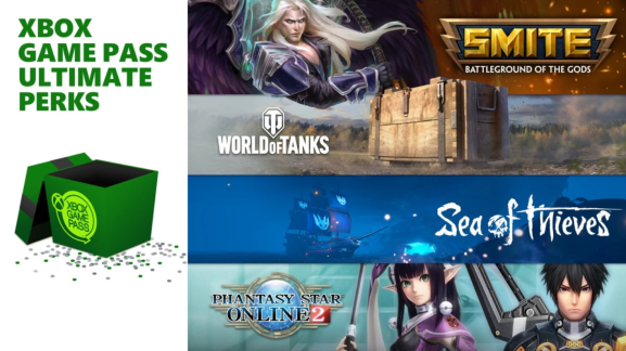 Xbox Game Pass Ultimate Perks adds DLC rewards for freeto