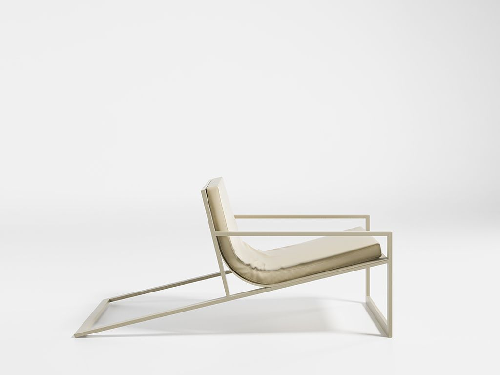 Blau Singular Lounge Chair Gandiablasco Chairs In 2019