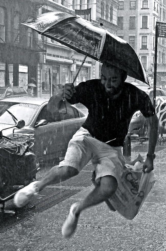 Jumpin 'in the Rain von Tony Fischer auf Flickr. 2008. Original in Farbe. ° – #39in #auf #Farbe #Fischer #Flickr