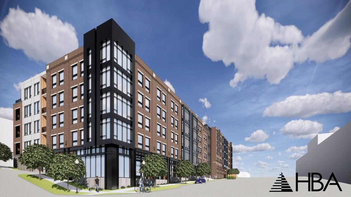 28 Million Apartment Complex To Rise At 38th And Leavenworth Money Omaha Com In 2020 Leavenworth Apartment Complexes Riverfront
