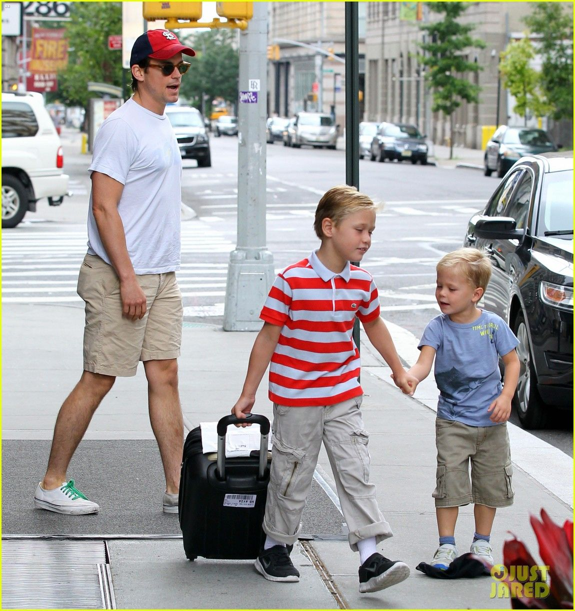 Matt Bomer: My Three S...