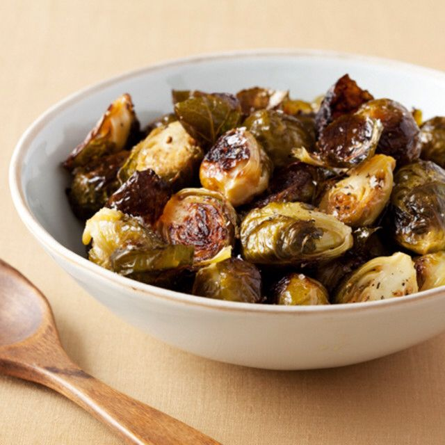 Roasted Brussels Sprouts By Ina Garten