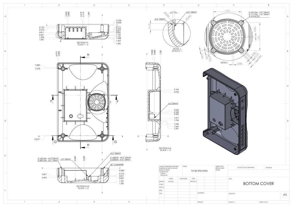 Technical Drawings u2013 In order to produce many products, the - copy business blueprint for manufacturing
