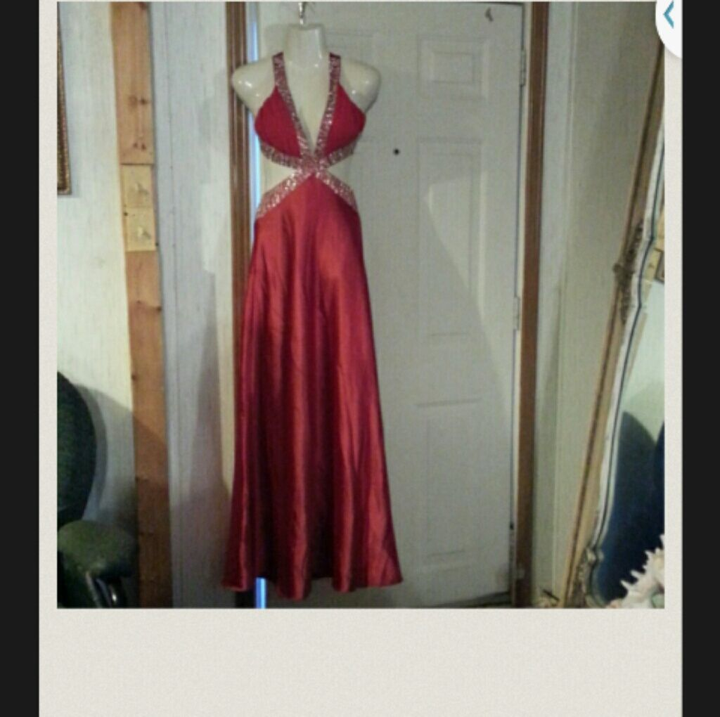 Bora red sparkly prom dress products