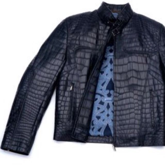 klassisch Großhandelspreis 2019 exquisite handwerkskunst Zilli Heavy croc jacket | Zilli Men Shoes & Accessories in ...