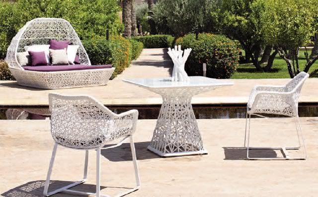 Muebles jardin aluminio | Outdoors | Pinterest | Aluminio, Jardín y ...
