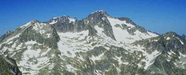 Balaitus (Pirineos), 3.146 metros.