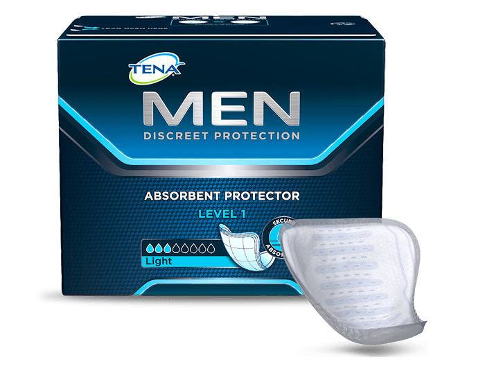 Tena Men Absorbent Guards Adult Incontinence Incontinence Adult Diapers