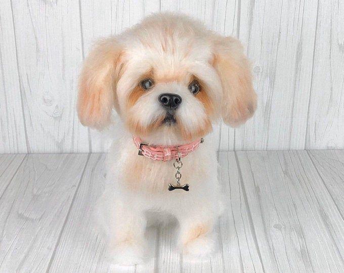 Crochet Dog, Crochet Puppy, Dog Crochet Pattern, Dog Pattern, Shih Tzu Dog, Puppy Crochet Pattern, Crochet Pattern, amigurumi pattern dog