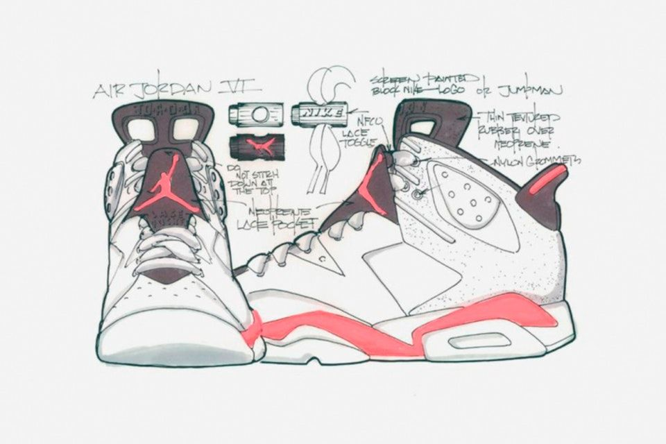 The Air Jordan 6 Tinker Receives A Release Date In 2020 Air