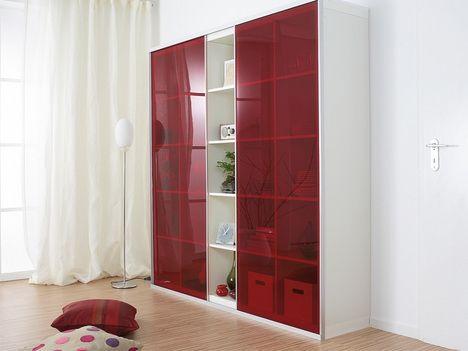 Küchenschrank ikea  Ikea-Hack: Vom standard Expedit-Regal zum Schrank-Schmuckstück ...