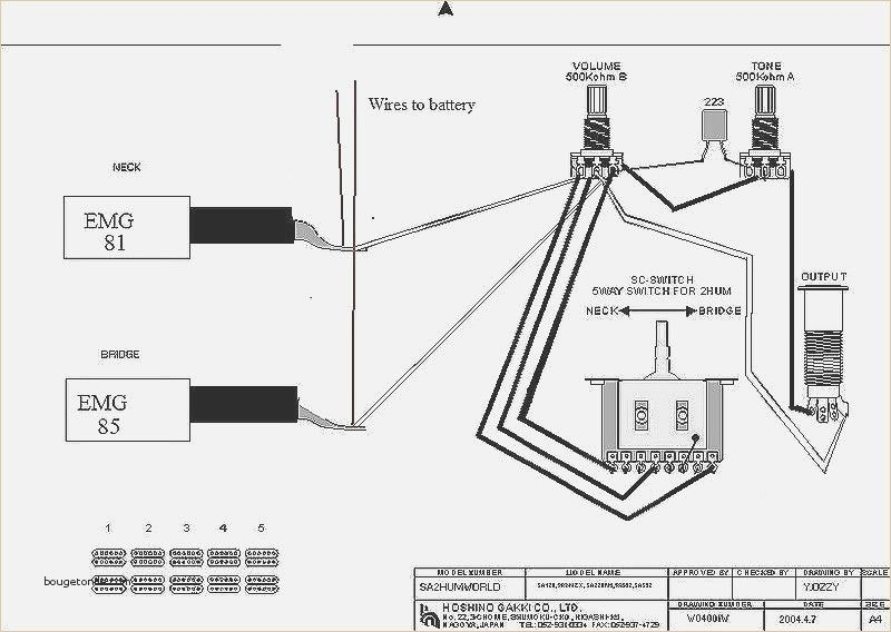 Delighted Emg Hz Wiring Diagram Electrical Circuit  With