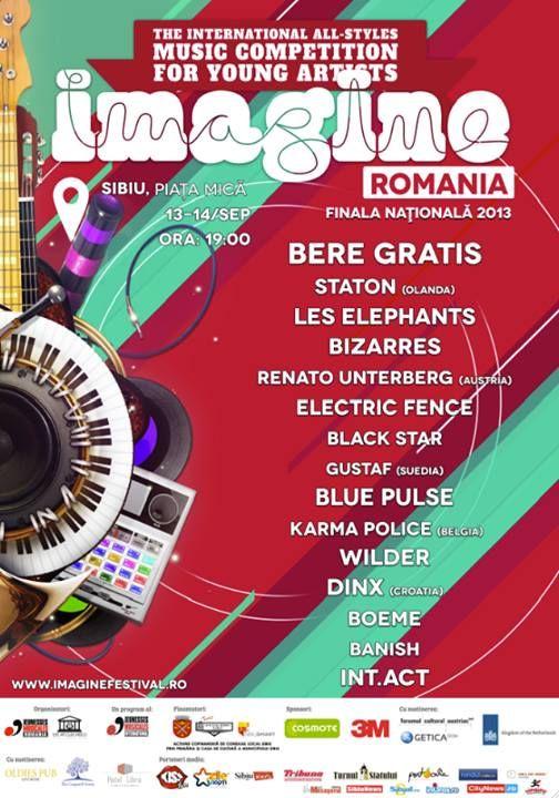 Imagine Romania 2013