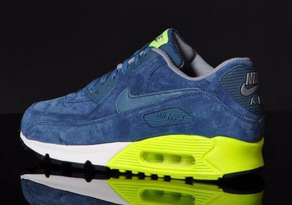 Nike Air Max 90 Premium Night Factor Volt