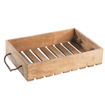 Kagu Interiors Para Mango Wood Tray - Trouva