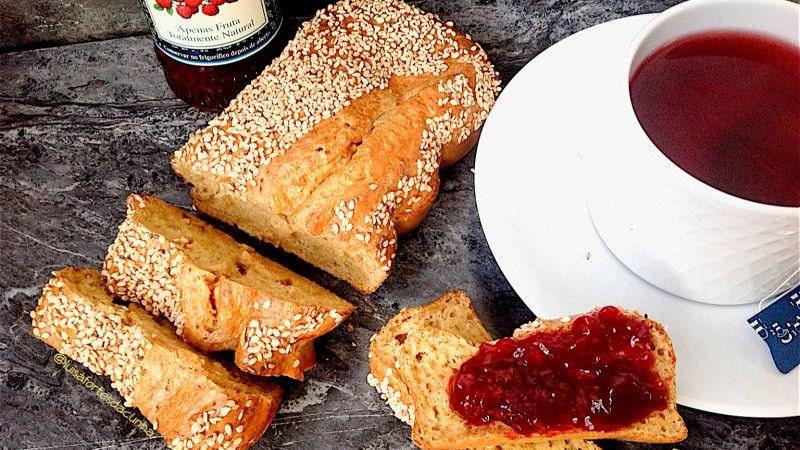 Já conhece o pão dukan?