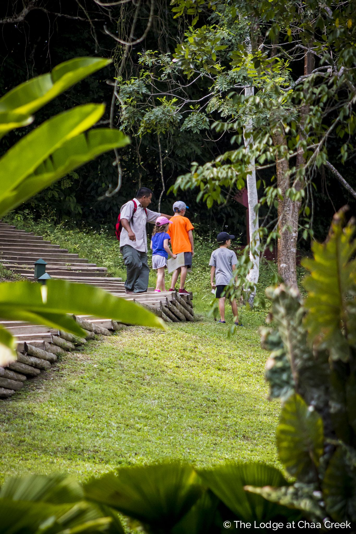 Belize Family Vacations. Fun At Chaa Creek!