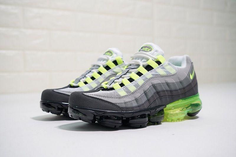 low priced 1f1c0 c0b5f Factory Authentic Nike Air Max 95 VaporMax Neon VOLT-MEDIUM ...
