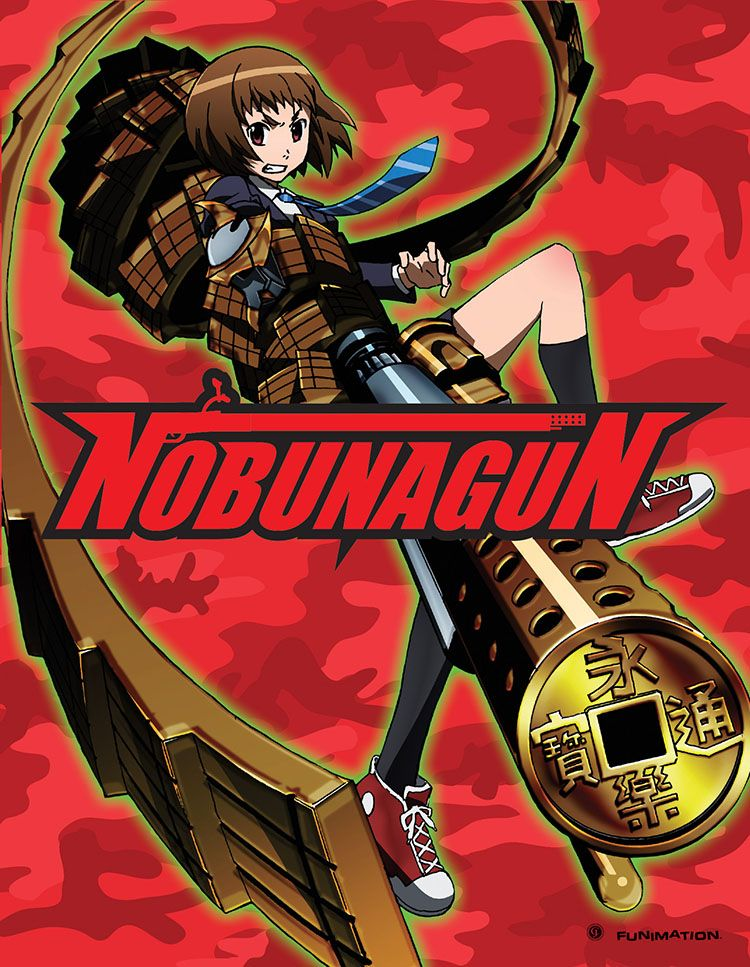 Nobunagun /// Genres Action, Supernatural Animes shonen
