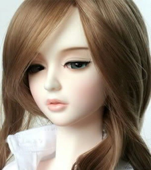 Beautiful Doll Cute Face