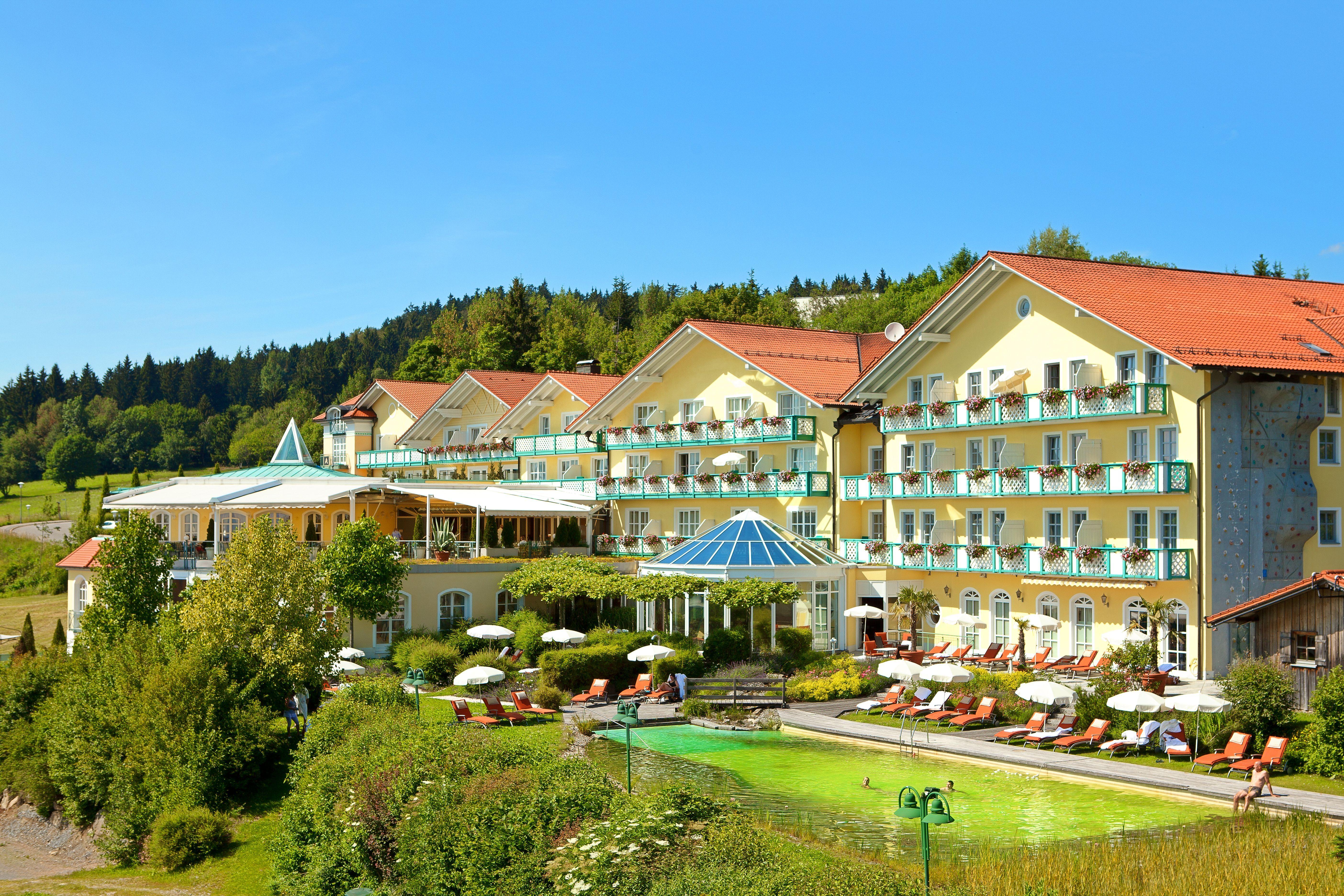 Angerhof Sport Und Wellnesshotel In St Englmar Wellnesshotel Hotel Deutschland Hotel