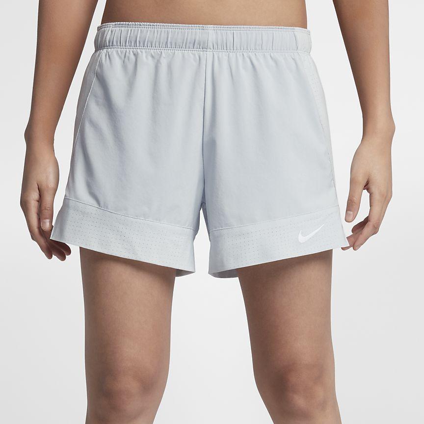 Nike drifit flex 2in1 womens training shorts gym