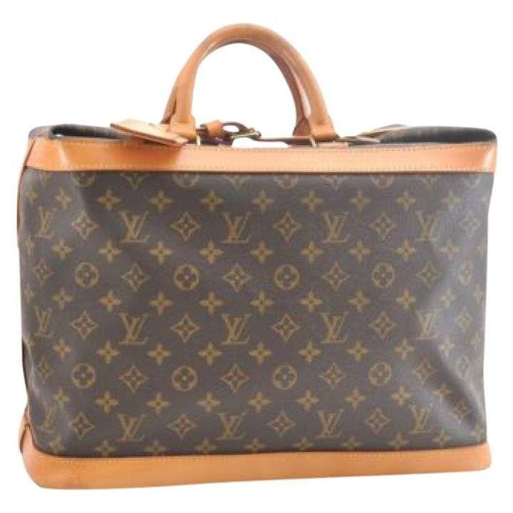 c065d381c48a Louis Vuitton Cloth travel bag