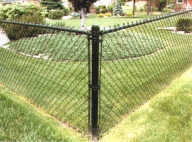 Pretty Cyclone Fencing Joiners And Cyclone Fence Rails