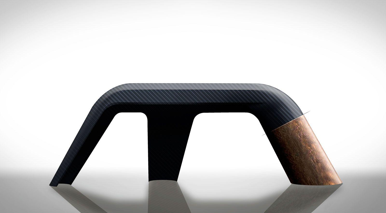 Peugeot Design Lab Onyx Furniture Design 01 (