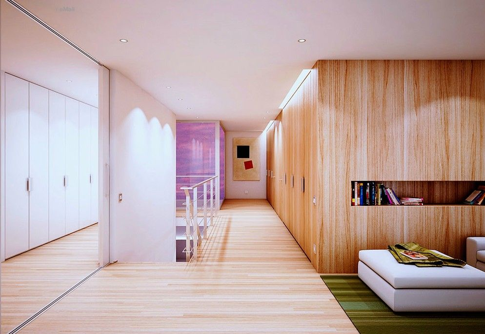 Interior Home Design Ideas With Wooden Accents By Marc Canut