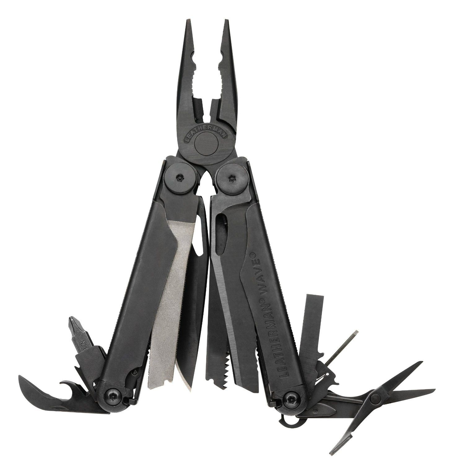 Leatherman Wave Multifunktionswerkzeug: Amazon.de: Baumarkt