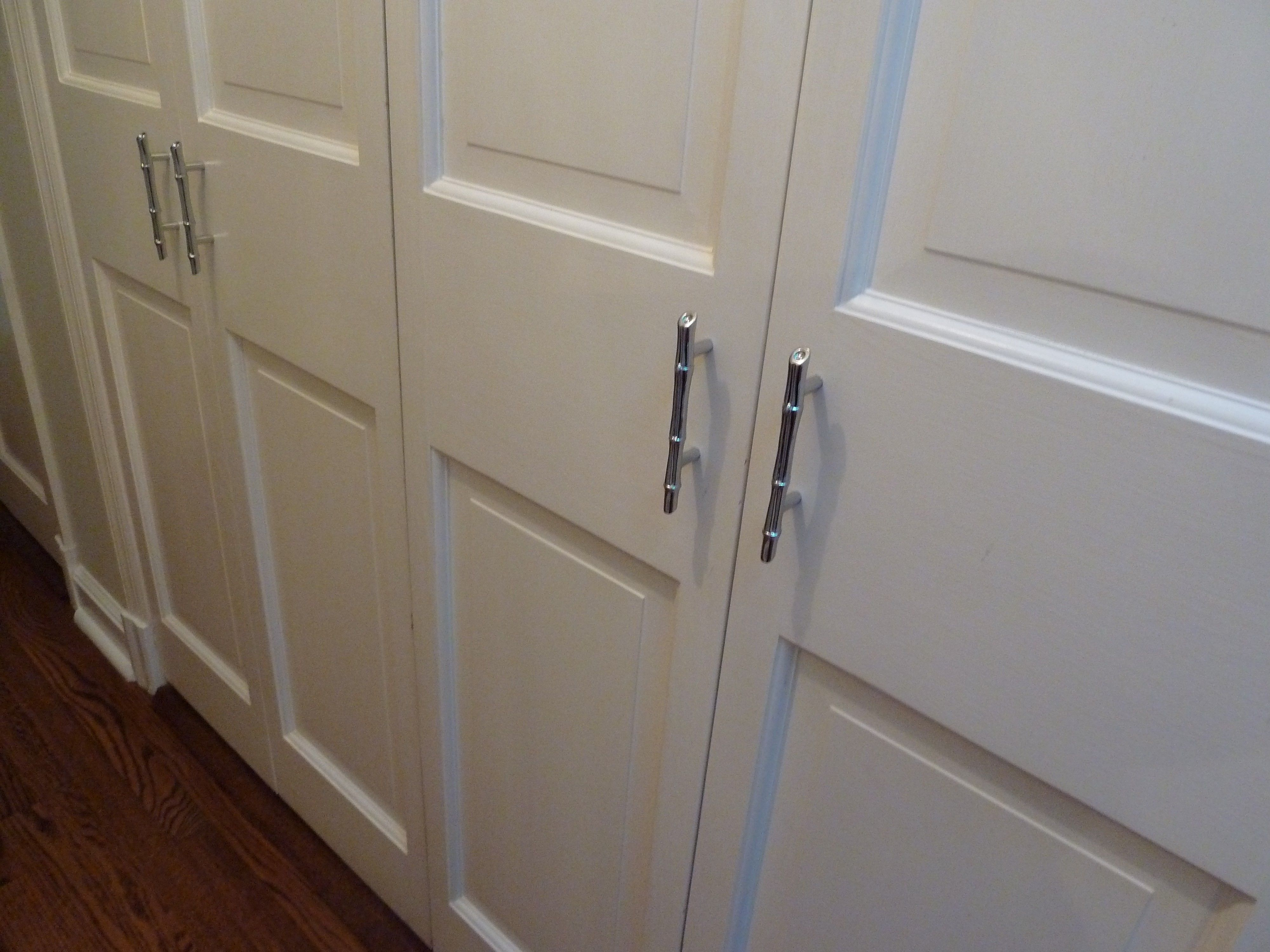 Image result for pulls for bifold doors