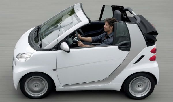 2016 Smart Fortwo Convertible